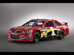 2013 Chevrolet NASCAR SS Race CarStudio 71920x1440Wallpaper 351