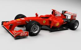 Ferrari F1 Race Car 748