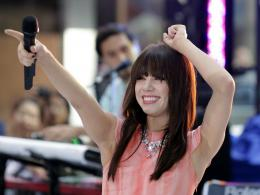 jepsen most popular singer carly rae jepsen singer carly rae jepsen 553