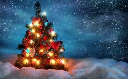 Snowman New Year Celebrations HD Wallpapers Background 1222