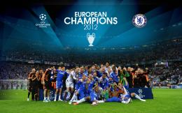 Chelsea Wallpaper Champions League 1235
