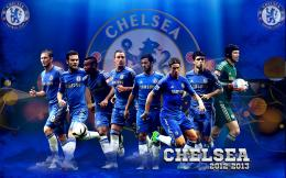 Chelsea FC, The BluesWallpapers 1799