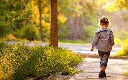 Love Children Cute Trees Pathways Sidewalks Wallpaper 1920×1200 1214