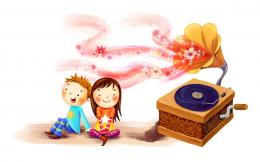 HD Love Music Children Puter Wallpaper With Resolutions 2560×1600 1217