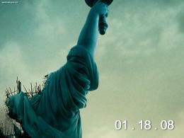 You are viewing a Cloverfield Wallpaper 619