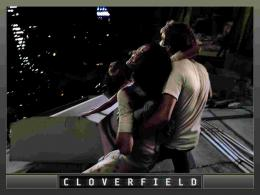 Cloverfield wallpaper 1600 301 1478