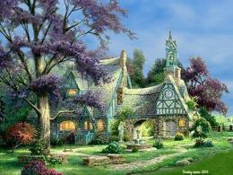 country cottage wallpaper free wallpapers desktop backgrounds Pictures 927