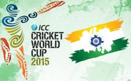 ICC Cricket World Cup 2015 India Logo Images, Pictures, Photos, HD 573
