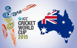 Download ICC Cricket World Cup 2015 Australia Team HD Wallpaper 830