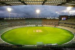 2015 Cricket World Cup Melbourne Stadium High Resolution Wallpaper 1295
