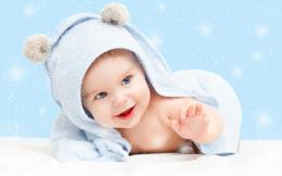 Cute Baby Style HD Wallpaper 1316