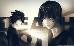 Wallpapers Death Note HD 1071