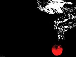 File Name : Death Note HD Wallpaper Widescreen 1069