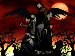 Death Note HD Wallpaper 860