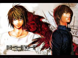 Death Note HD Wallpapers 805