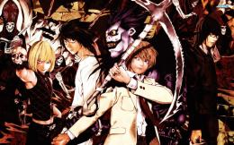 Death Note HD Wallpaper 1172