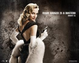Diane Kruger In Inglourious Basterds Wallpapers 1292