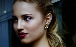 Full View and Download Dianna Agron Wallpaper 4 with resolution of 1819