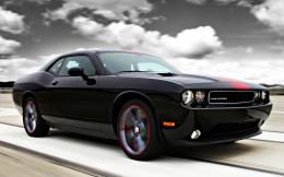Dodge Challenger Desktop Wallpaper 916