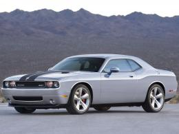 Dodge Challenger Desktop Wallpaper 1732