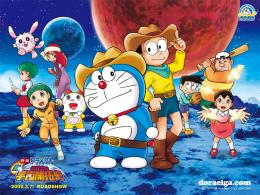 Doraemon The Movie Wallpaper HD 1504
