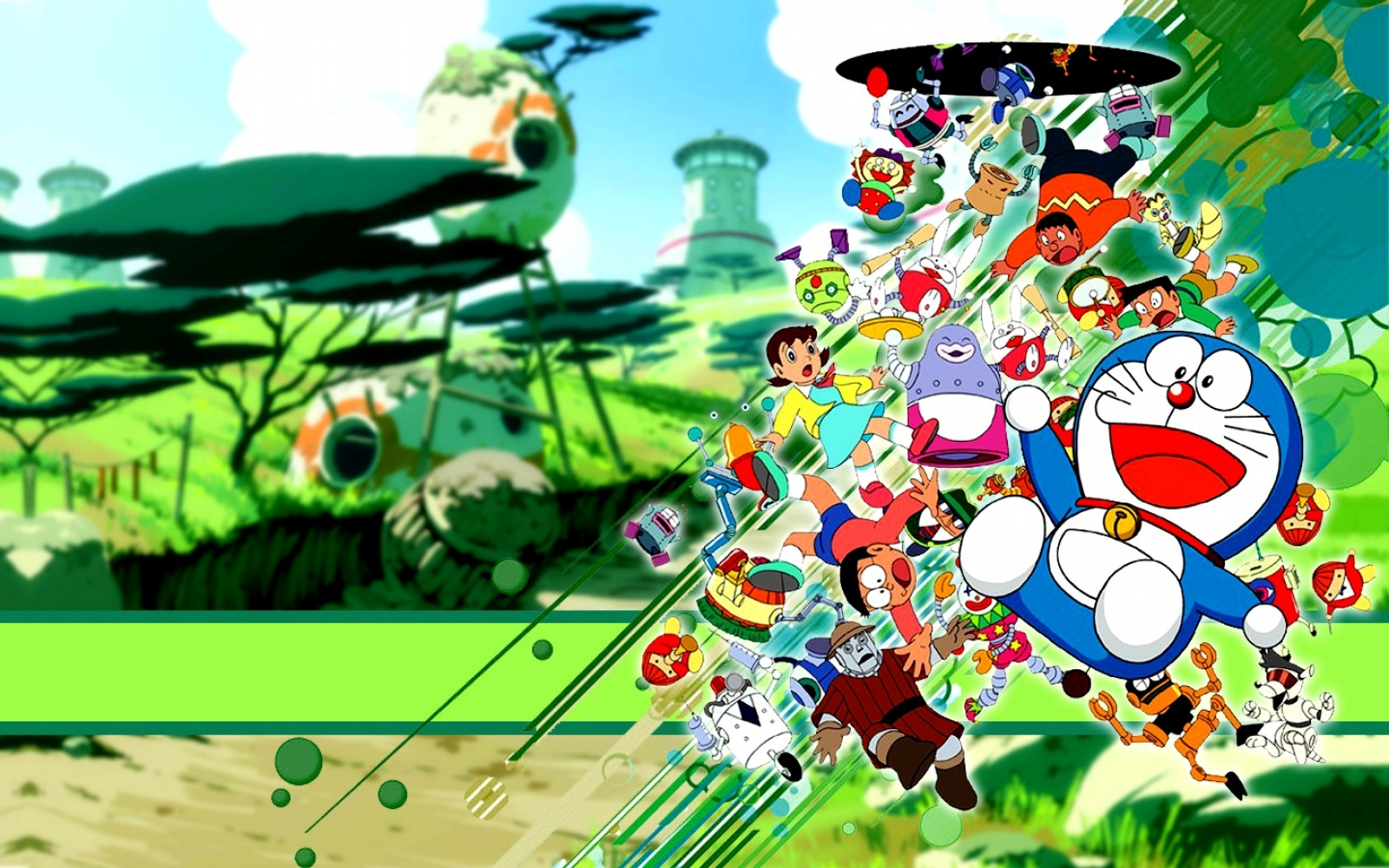 6 IMAGE WALLPAPER DESCRIPTION FOR DORAEMON WALLPAPER FREE