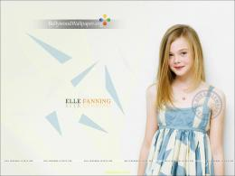 Wallpapers BackgroundsElle Fanning Wallpaper 001 726
