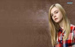 Elle Fanning wallpaper 1280x800 1974