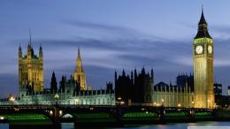 Houses Of Parliament And Big Ben London Uk Europe Wallpaper 1920x1080 804
