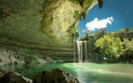 Europe waterfall wallpaper backgrounds widescreen 1923