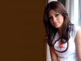 Eva Mendes Desktop HD Wallpaper 1989