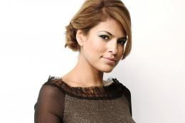 Eva Mendes HD Wallpaper Description: 1057
