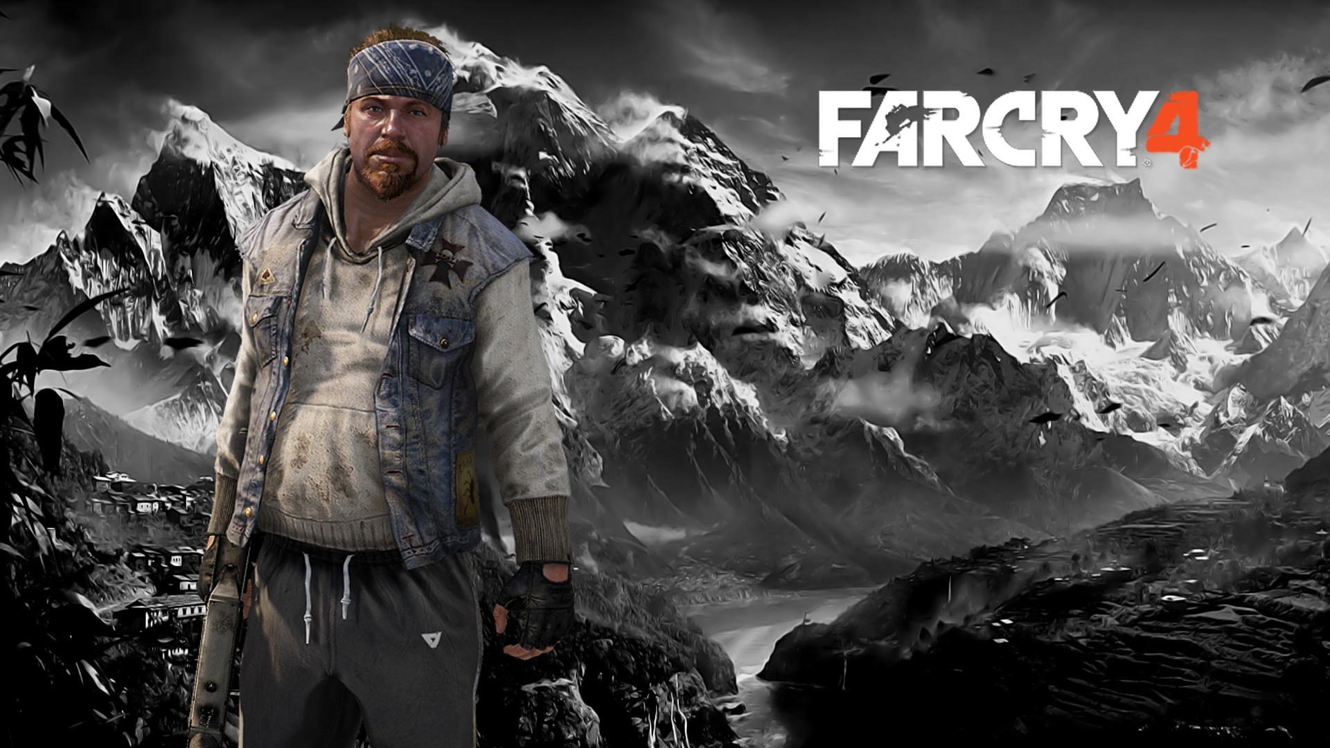 8 High Definition Wallpaper Far Cry 4 Game Wide Hd Wallpaper 1678