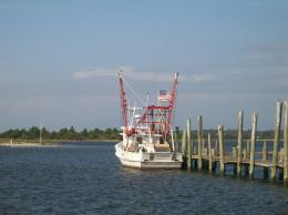 Fishing boat nc swansboro commercial HD Wallpaper 385