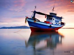 Fishing Boat Wallpaper Hd Thai fishing boat 198