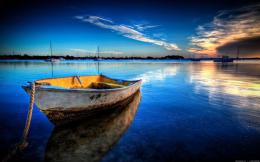 images hd wallpapers hd cool boat lonely in see wallpapers 1048