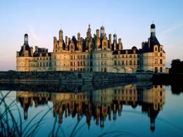 Chateau de Chambord France 1725