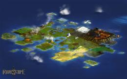 RUNESCAPE fantasy adventure map island city wallpaper background 1593