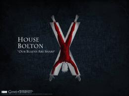 House BoltonGame of Thrones Wallpaper 694