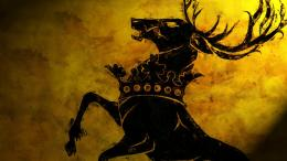 Wallpaper: Game of Thrones House Baratheon 1428