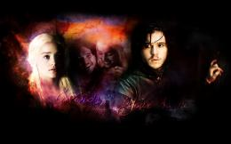 targaryen and jon snow game of thrones wallpapers game of thrones 1902