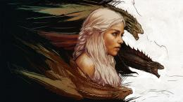 Game of Thrones Khaleesi Wallpaper 1099