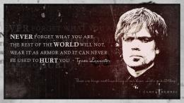Tyrion Lannister, A quote by Tyrion Lannister from Game of Thrones 416