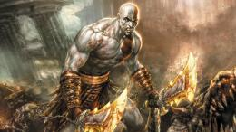God Of War HD wallpapers 1036