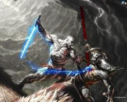 Star Wars God of War games wallpapers and images 1619