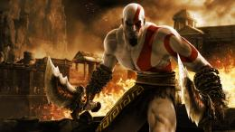 wallpapers games wallpapers hd wallpapers kratos in god of war 1471