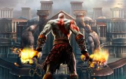 God of War 2 wallpaper 1280x800 God of War 2 wallpaper 1366x768 God of 325