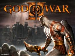 KratosGod of War II 1337