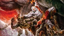 God of War 2 Game HDTV 616