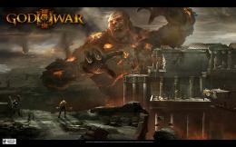 God of War wallpaper 21920x1200Click for big pic 1395